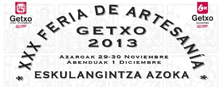 Feria De Artesanía De Getxo 2013